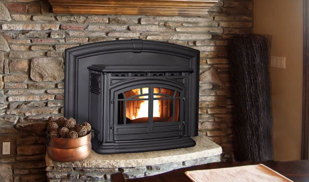 Enviro M55 Multi Fuel Fireplace Insert Friendly