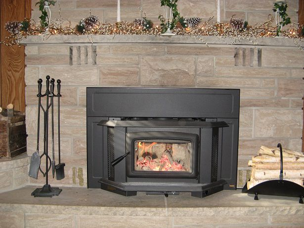 Pacific Energy Super Wood Insert Friendly Firesfriendly