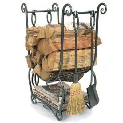 Minuteman LCR-07 Log Holder Friendly Fires