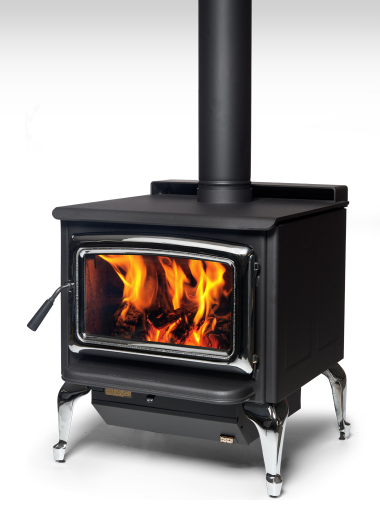 How a Wood-Burning Stove Can Improve Your Home Décor