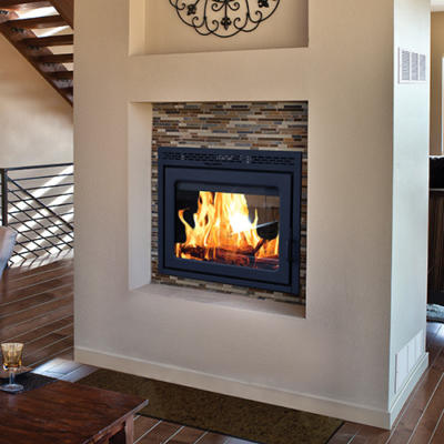See Thru Supreme Wood Fireplace Friendly Firesfriendly Fires