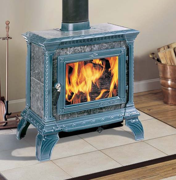 Hearthstone Tribute Soapstove Wood Stove | Friendly FIres