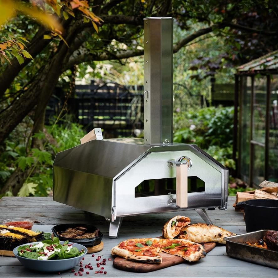 Ooni Pro Multi-Fuelled Pizza Oven - Friendly FiresFriendly Fires