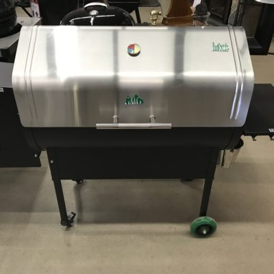 Green Mountain Grills Jim Bowie | Friendly Fires
