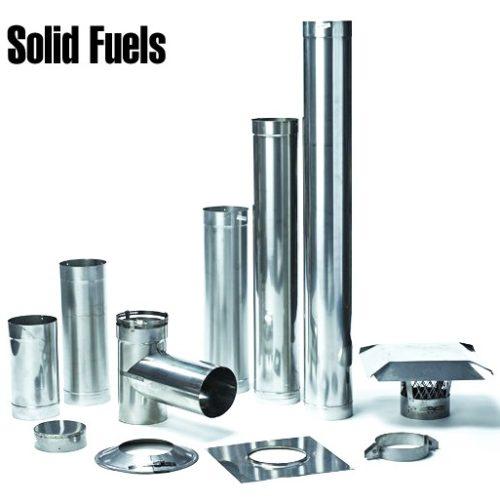 Stainless Steel Liner - Rigid