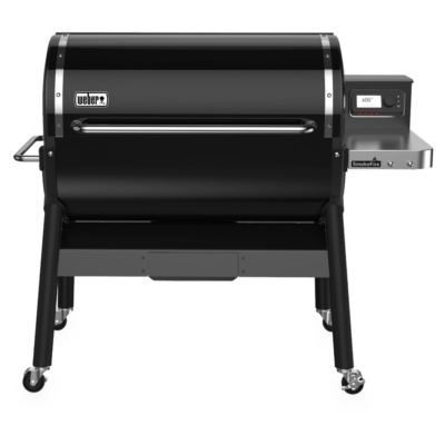 Weber SmokeFire EX6 Wood Fired Pellet Grill 23510001 Friendly Fires