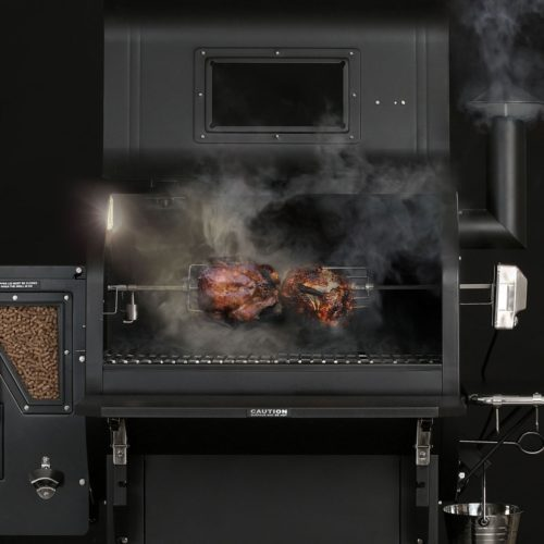 Green Mountain Grill Rotisserie Kit - DB Prime Plus only (GMG-6038) Friendly Fires