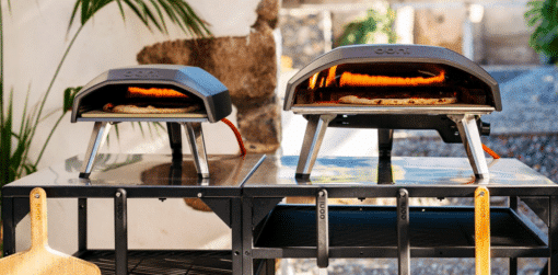 Ooni Koda 16 Gas-powered Outdoor Pizza Oven Friendly Fires