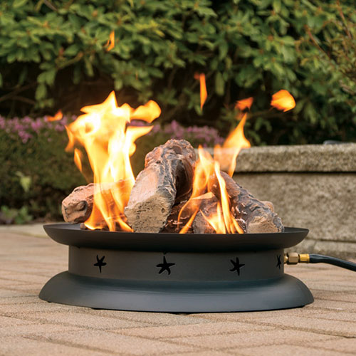 Jackson Grills Patio Fire Friendly Fires